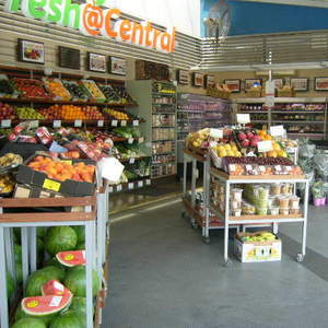 Fruit and Deli