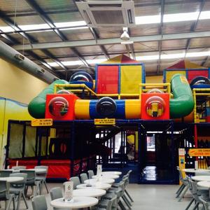 Indoor Children's Play Centre and Cafe