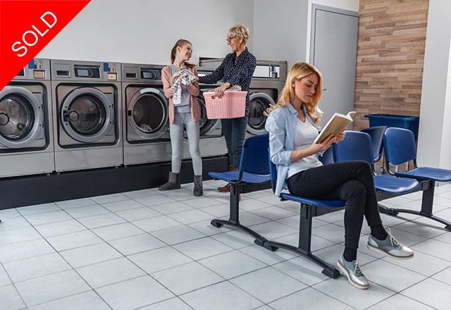 Self Service Laundromat l SOLD