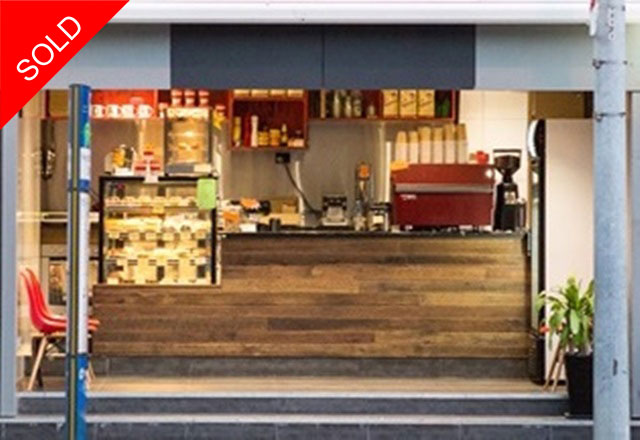 Coffee Shop-5 Days-Reduced For Quick Sale l SOLD