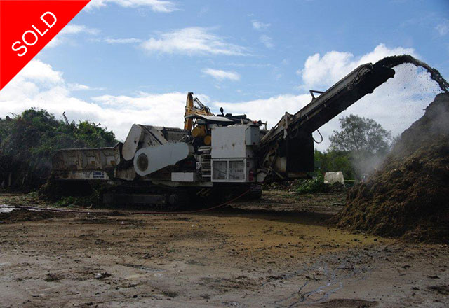 Green Waste Recycling l SOLD