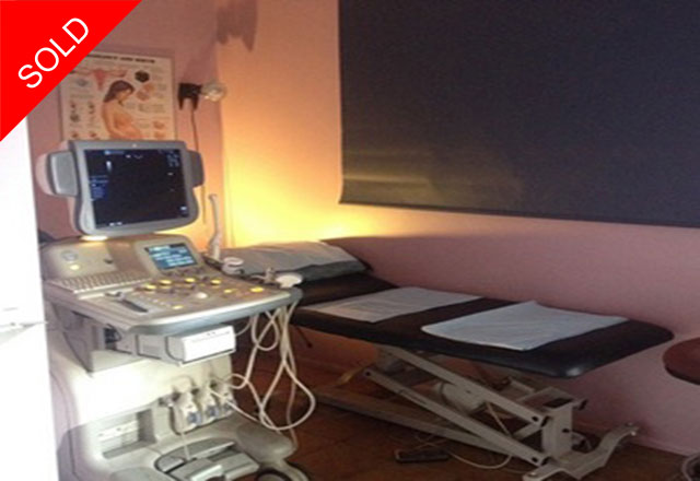 Ultrasound l X-Ray Clinic l SOLD
