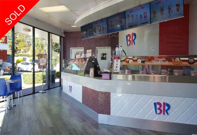 Ice-Cream Store l Gold Coast l SOLD