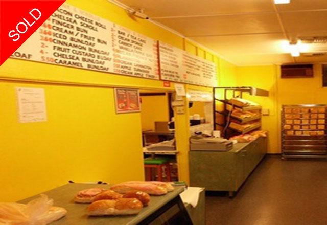 Freehold Bakery / Café l South West Queensland l SOLD
