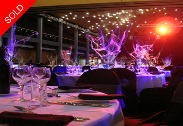 Event Styling and Theming Company - Corporate Sector Clientele l SOLD