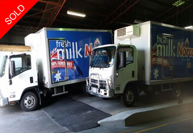 Dairy/Beverage Distribution l Under Management l SOLD
