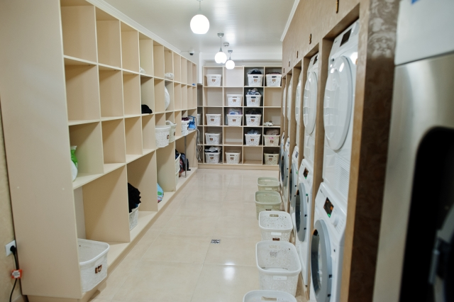 Commercial Laundry, Linen Hire Services l SOLD