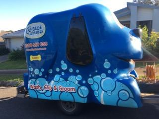 Mobile Dog Grooming Franchise l Short Hours l Exclusive Territory l Sunshine Coast