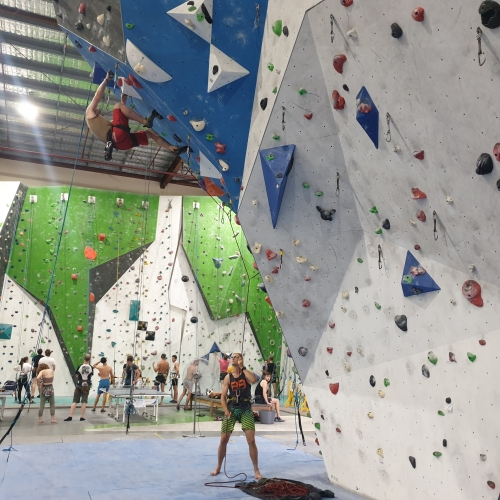 Indoor Climbing Gym l Great Investment l High Returns